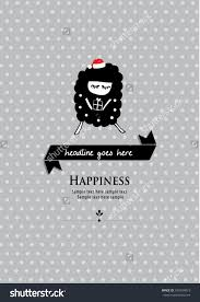 black sheep merry christmas poster template vector illustration black sheep merry christmas poster template vector illustration background greeting card 166994819 shutterstock