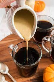 However there is a solution to all this pumpkin spice madness… …my recipe for homemade pumkpin spice coffee creamer!!! Pumpkin Spice Coffee Creamer Recipe Shugary Sweets