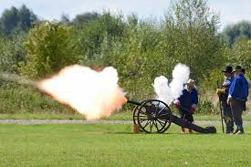 Image result for sealed knot cannon