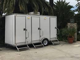 bathroom trailer rental. Plain Bathroom 3STATION BATHROOM TRAILER With Bathroom Trailer Rental N