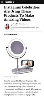 forbes selects ottlite makeup mirror