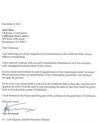 New Job Resignation Letter - Letter Idea 2018