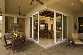 Pgt Sliding Glass Door Size Chart Pgt Winguard Aluminum Sliding Glass Door Sgd780 Corner Meet
