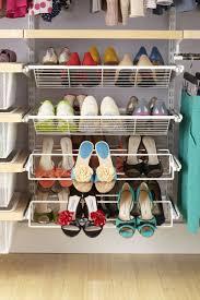Shoe Organizer Ideas Best 272 Shoe Storage Images On Pinterest Home Decor Storage