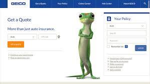 geico insurance login com sign in