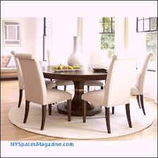 modern dining room hafoti round dining table