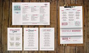 Menu Designs 45 Remarkable Food Drink Menu Designs Web Graphic Design