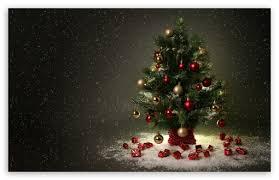 christmas tree wallpaper widescreen. Download Small Christmas Tree HD Wallpaper Inside Widescreen