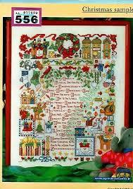 Little Miss Chart Cross Stitch Chart Christmas Sampler Cot Throw Little Miss
