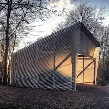 invisible studio builds fibreglass prototyping work at its growing woodland campus