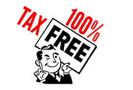 Image result for tax free