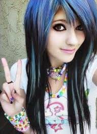 New Hair Style For Girls cute emo hairstyles for long hair hair styles i want pinterest 3182 by wearticles.com