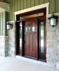 wood door with sidelights charming wood entry doors with glass wood door wood front door with sidelights and transom