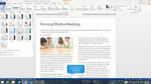Word 2013 Themes How To Create An Attractive Article In Word 2013 How To Word