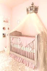 Girls Fairy Bedroom Little Girl Bed Canopy Amazing Crown With Girls ...