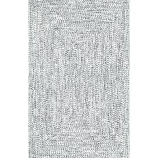 nursery area rugs yellow and gray brown black white wade hand braided indoor outdoor rug furniture