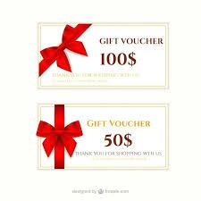 Gift Coupon Free Card Design Template Meetstan Co