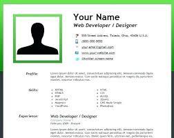 how do i create a resume. How Can I Make A Resume For Free And Make My Resume For Free To
