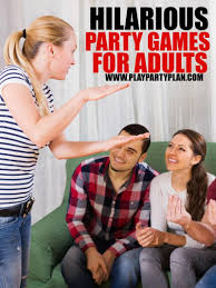 these five funny party games are perfect for s for s or even for