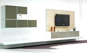 wall mounted cabinets. Wall Mounted Tv Cabinet With Doors Furniture White Wooden Mount Cabinets Shelf And Grey .