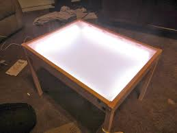 Hobby Mommy Creations Diy Light Table Ikea Hack Home Diy