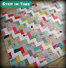 Step in Time Quilt Tutorial from Samelia's Mum. Easy enough for a ... & Step in Time Quilt Tutorial from Samelia's Mum. Easy enough for a beginner,  or Adamdwight.com