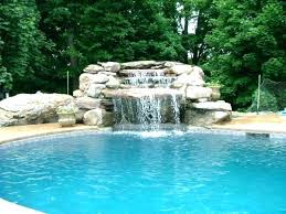 Pool Waterfall Kit Swimming Pool Waterfalls Kits Pool Waterfall