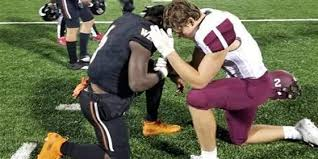 Northern Dallas High School Football Player Stops After Game to ...