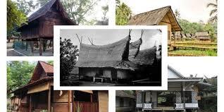 Desain pintu pagar model minimalis dengan bahan kayu atau besi. 8 Jenis Rumah Adat Sunda Yang Jarang Diketahui Ada Yang Khusus Untuk Pertanian Merdeka Com