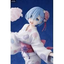 re zero starting life in another world rem version yukata figure