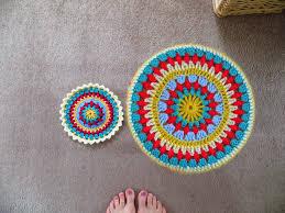 Free Crochet Mandala Pattern Beauteous Bunny Mummy Petals And Puffs Mandala Tutorial