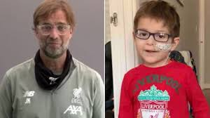 Jurgen klopp celebrated his first win as liverpool manager and heaped praise on the club's youngsters jurgen klopp hails liverpool's youngsters after capital one cup win over bournemouth. Jurgen Klopp Vows To Win Premier League For Four Year Old Terminally Ill Child Itv News