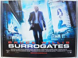 Surrogates Movie Surrogates Original Cinema Movie Poster From Pastposters Com