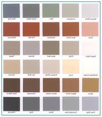 Deck Over Paint Color Chart Home Improvement