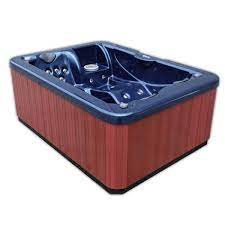 3 person 31 jet spa with led lighting
