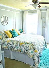 yellow and gray bedding turquoise teen bedroom red mustard y