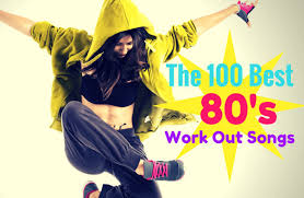 The 100 Best Workout Songs from the 80s SparkPeople