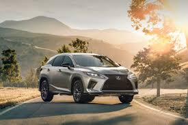 Lexus Suv Size Chart Lexus Rx Archives The Truth About Cars
