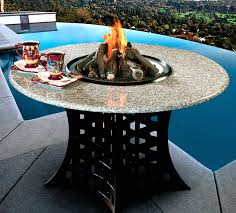shanxi granite hearth table fire pit grill or ice bucket