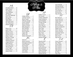 Free Wedding Reception Seating Chart Template Wedding Seating Chart Poster Template Free Wedding Reception