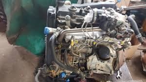 Toyota Hilux 3.0 D4D 1KD engine and wiring for sale | Junk Mail