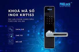 Khóa mã số PHGLock KR7153   Thế Giới Khoá Thông Minh