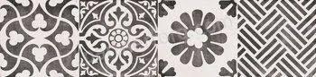 Винтаж Вуд белый <b>керамический бордюр Lasselsberger Ceramics</b>