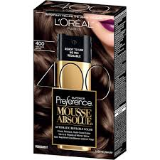 Loreal Paris Superior Preference Mousse Absolue Hair Color