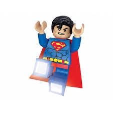 Фонарик-<b>ночник LEGO DC Super</b> Heroes -Superman, LGL-TOB20T ...
