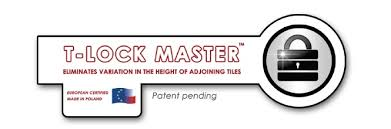 t lock master by perfect level master is a tile leveling system