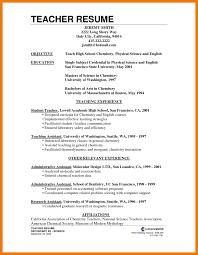 Bio Data Resume High School Student Resume Template Resume For
