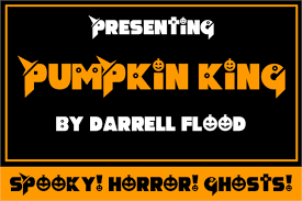 Geoffrey lee designed impact font for the stephenson blake foundry in 1965. Pumpkin King Display Font All Free Fonts