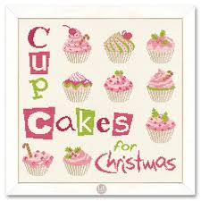Christmas Cupcakes Lilipoints