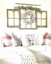 farmhouse decor living room wall decor